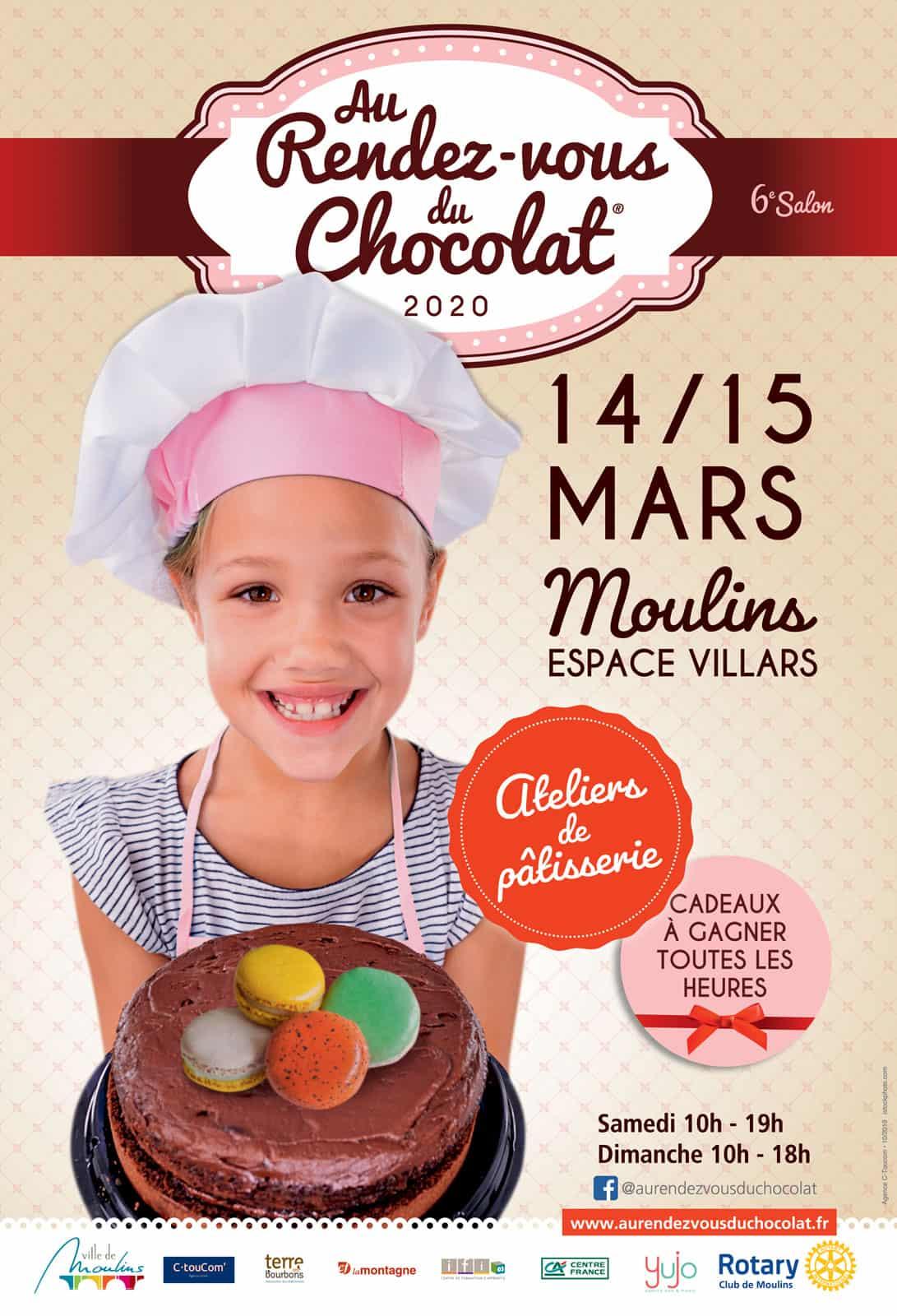 Au Rendez-vous du Chocolat 2020